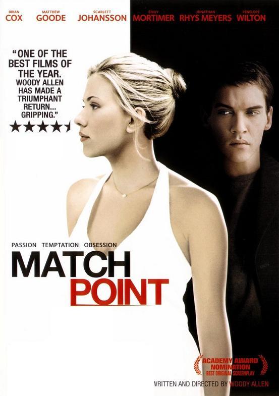 Match Point – Ponto Final Dublado