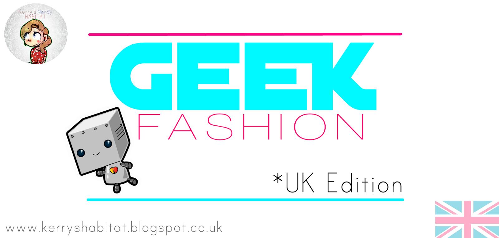 Geek clothing online