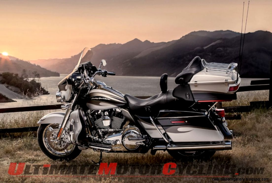2013 Harley Davidson CVO Ultra Classic  Wallpaper   Ultimate