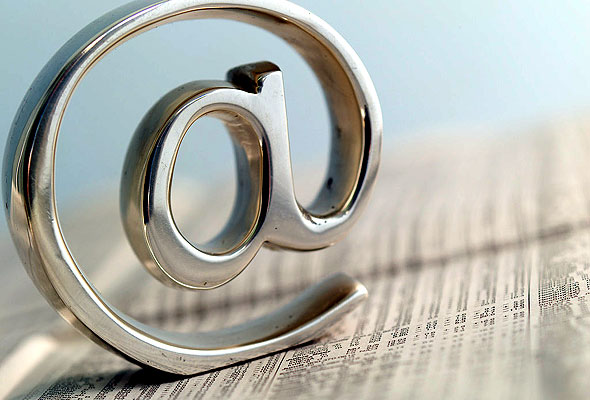 Alasan Kenapa Ada Simbol @ Pada Alamat Email