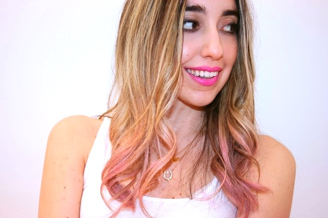 style me up hair chalk instructions