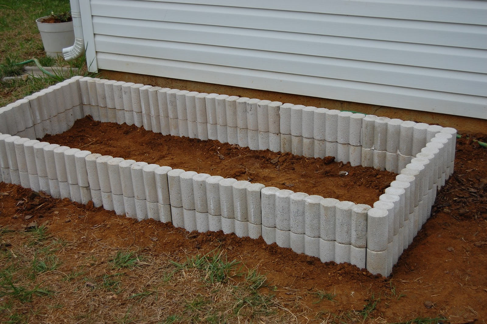 Cook Create Consume Raised Garden Bed DIY