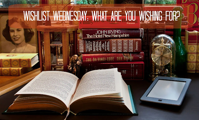 Wishlist Wednesday at Coffee, Books, and Music