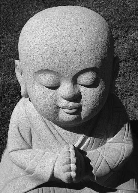 """Выброси все, что скопилось в твоей голове, все, что ты учил и слышал, ложные понимания, умные или остроумные высказывания, так называемые """"истины дзен"""", речи Будды, самомнение, высокомерие и прочее. Сосредоточься на коанах, которые ты ещё не понял. Скрести ноги, выпрями спину. Не обращай внимание на время суток и находись в полной концентрации до тех пор, пока, подобно живому трупу, ты не станешь незнающим свое местонахождение и направление сторон света. Ум стремится ответить прикосновениям внешнего мира и знает, когда оно придет. Это время наступит тогда, когда все мысли замрут в сознании и ничто не будет блуждать. В этот момент твой мозг как будто станет расколотым на куски и ты впервые ясно осознаешь, что истина принадлежит тебе - так было с самого начала. Не будет ли это наивысшем удовлетворением текущего дня твоей жизни?"""