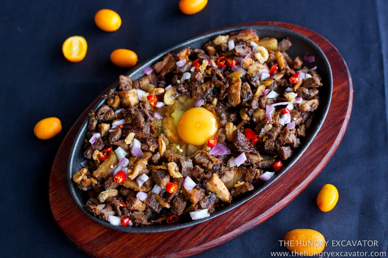 pork sisig Filipino Sizzling Pork Sisig Recipe