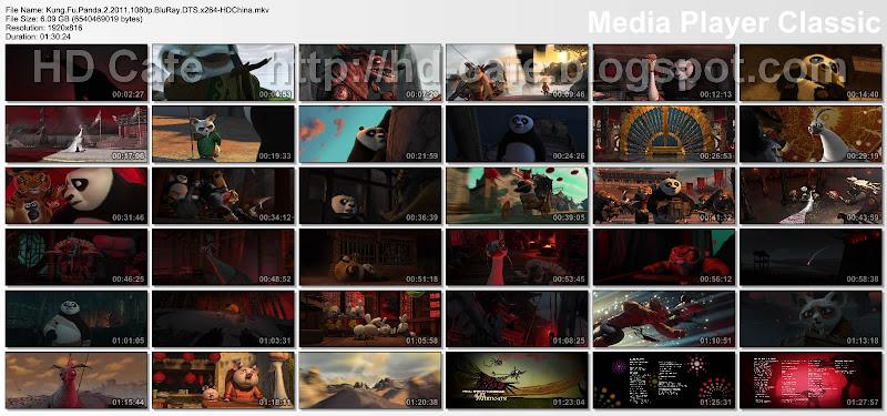 Kung Fu Panda 2 2011 video thumbnails