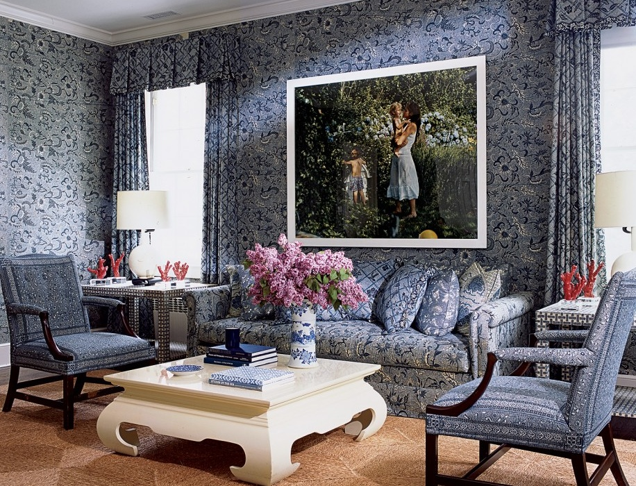 This Hampton Living Room Could Be From Now Or 20 Years Ago, Its Simply  Classic!
