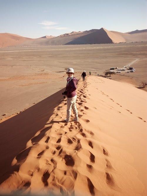 NAMIBIA Y LAS DUNAS