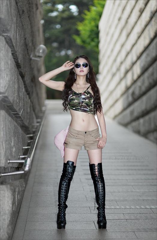 Hot girl Lee Eun Seo