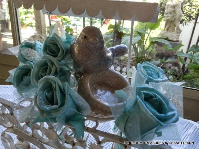Birdie and Roses