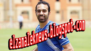 جمال حمزة لاعب الزمالك السابق