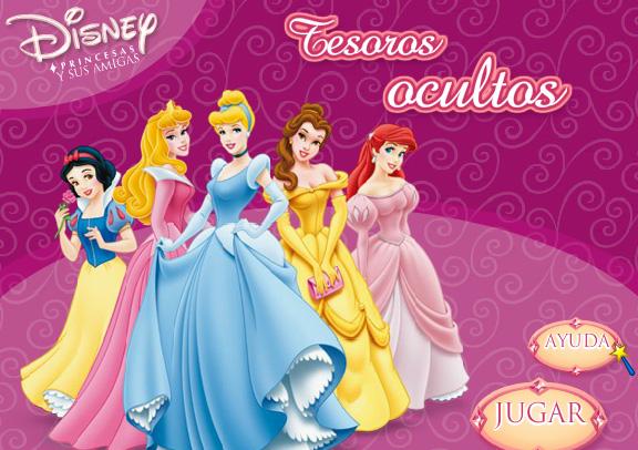 Juego Gratis Princesas Disney