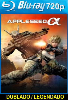 Assistir Appleseed Alpha Dublado ou Legendado 2014