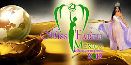 PAGINA PRINCIPAL MISS EARTH MÉXICO 2012