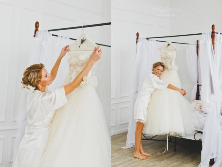 Отпарю платье