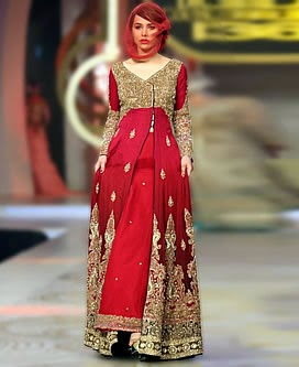 Pakistani Wedding Bridal Wear