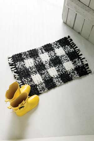 Crochet Grocery Bag Mat Pattern : Miss Julias Patterns: Free Patterns with Plarn - Recycled ...