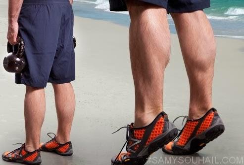 5 تمارين تساعدك في الحصول على عضلات ساق فولاذية