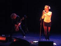 Belleruche en concert au Café de la Danse