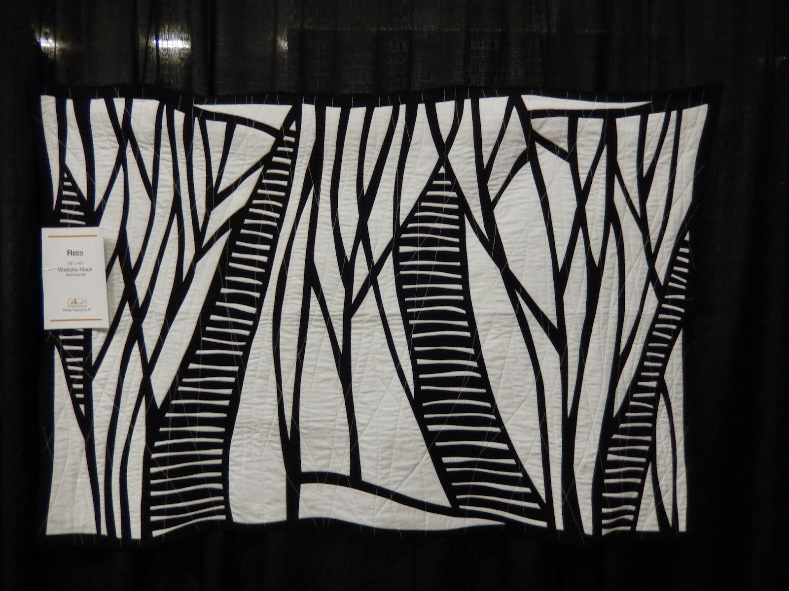 Reed by Weitske Kluck @ Quilting Mod
