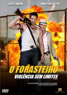 Baixar Filme O Forasteiro: Violência Sem Limites BDRip AVI + RMVB Dublado