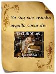 SOY MIEMBRO DEL CLUB DE LAS ESCRITORAS