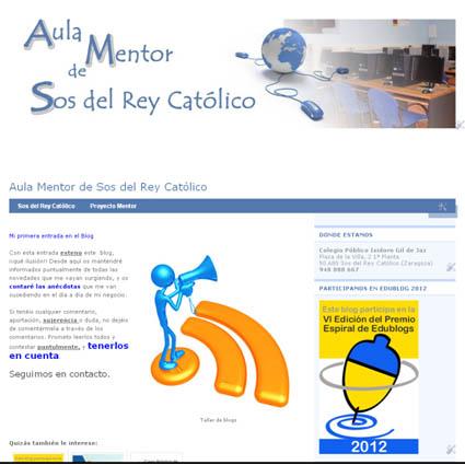 Aula Mentor - Sos del Rey Católico