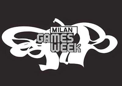 Milan Games Week logo