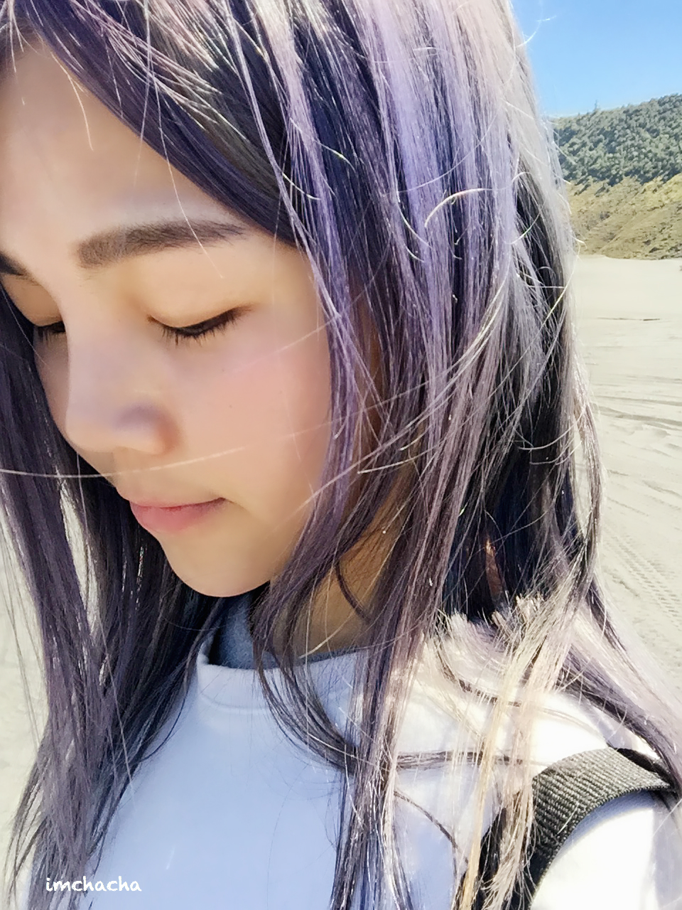 Purple Ash Hair by D'sire Hair - imchacha - Travel ...