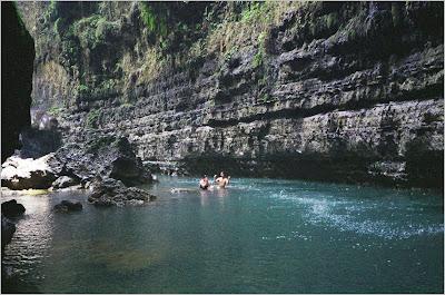 Objek Wisata Green Canyon Pangandaran Jawa Barat 5