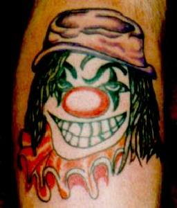 Clown Tattoo Ideas - Joker Tattoos
