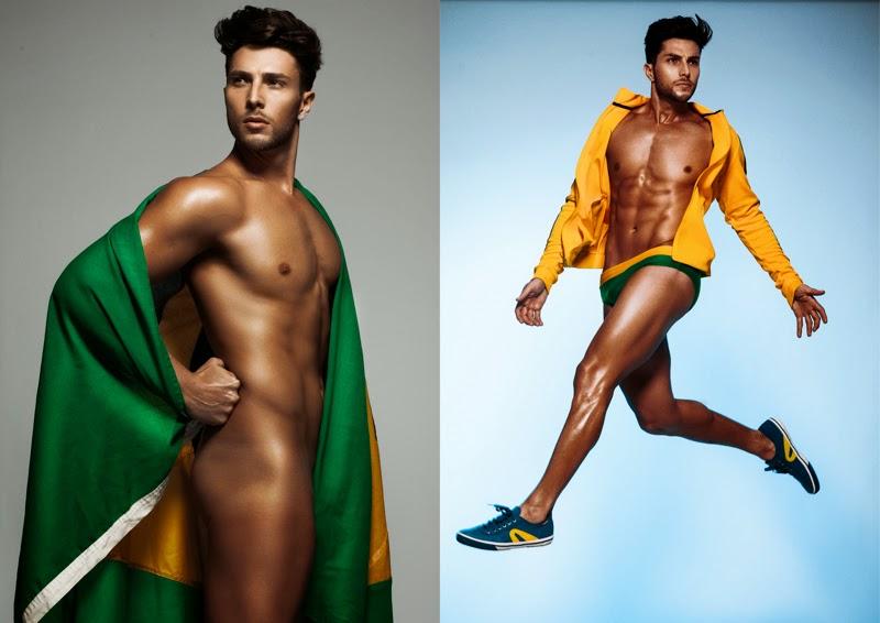 Bruno Faria model