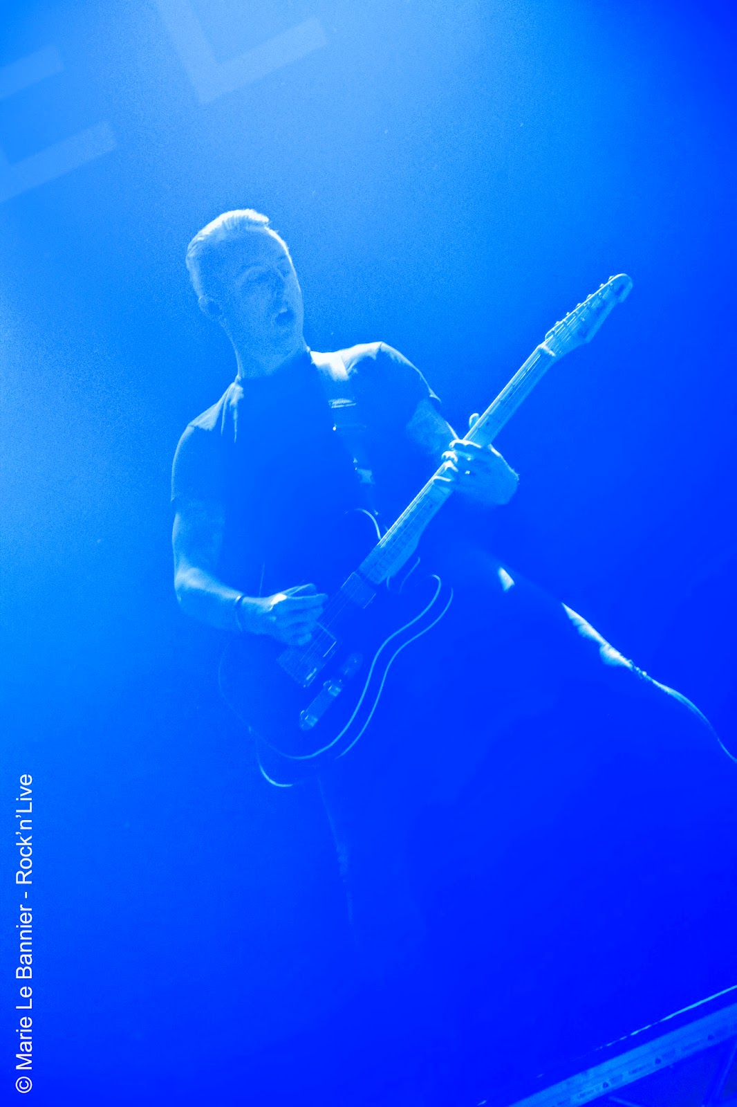 Ryan Key Sean Mackin Yellowcard Lift a Sail Ocean Avenue Cigale Paris Live Report Concert Rock Punk Rock Pop