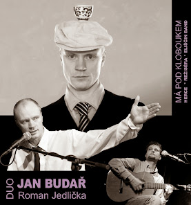 Akustické duo - JAN BUDAŘ s ROMANEM JEDLIČKOU