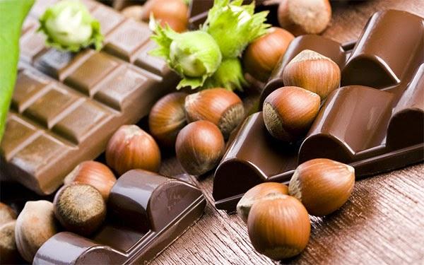 شوكولاتة بالبندق