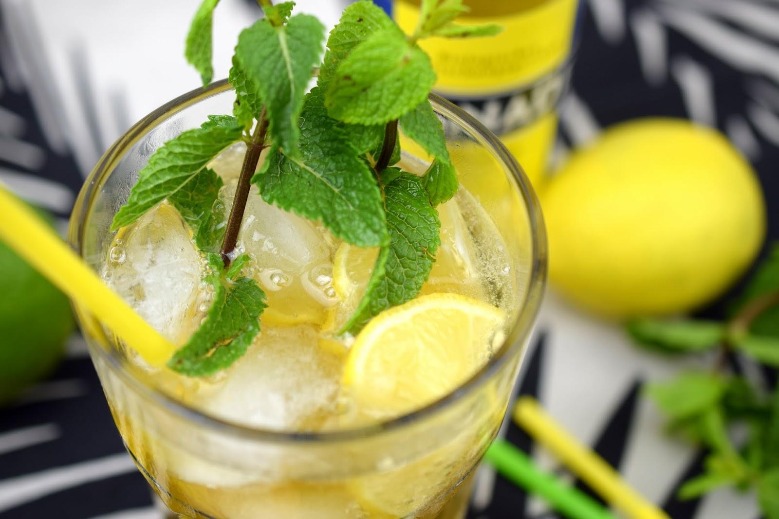 Rezept: Limorinha mit Bionade Zitrone-Bergamotte