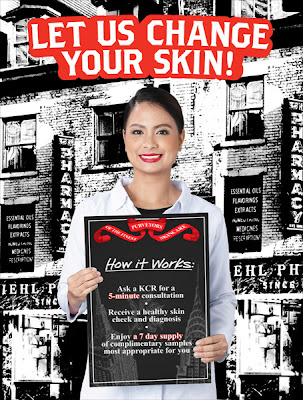 Change Your Skin with Kiehl's