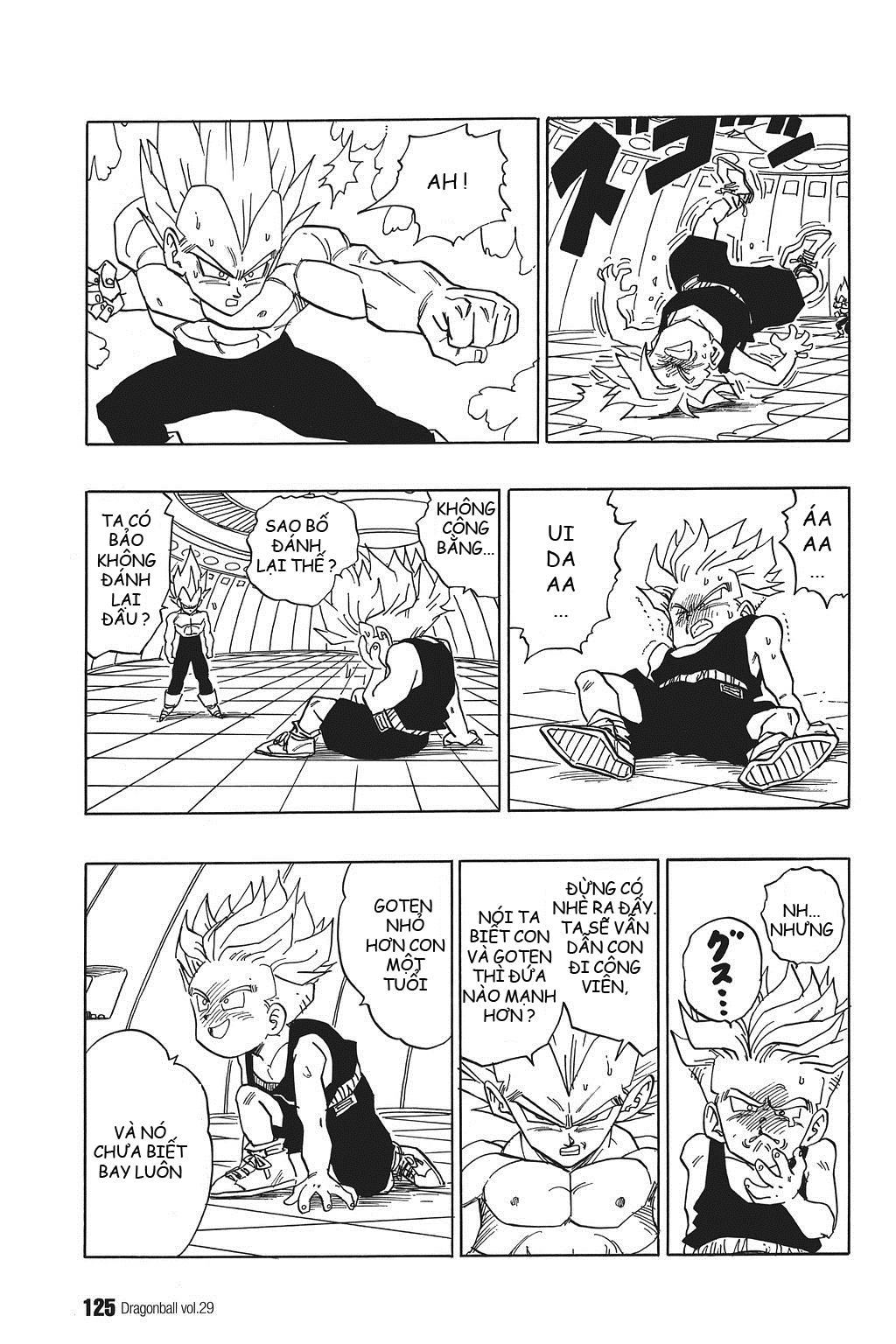 xem truyen moi - Dragon Ball Bản Vip - Bản Đẹp Nguyên Gốc Chap 429