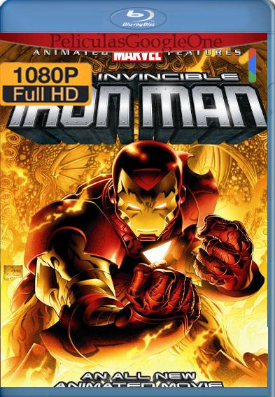 El invencible Iron Man (2007) BRRip [1080p] [Latino] [GoogleDrive]