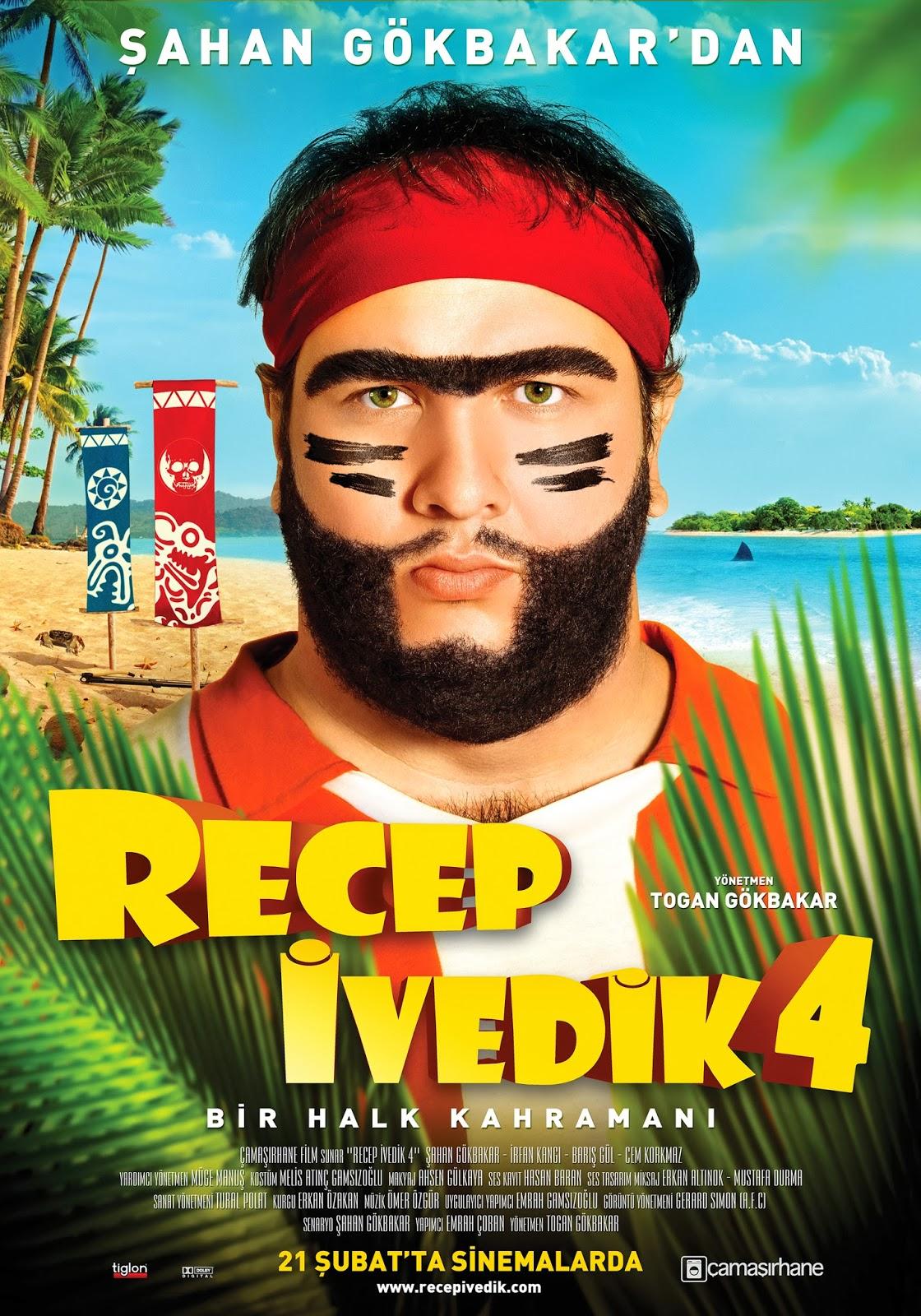 Recep İvedik 4 (2014) DVDRip – XviD Full İndir