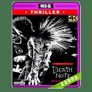 Death Note (2017) 4K UHD Audio Trial Latino-Ingles-Castellano