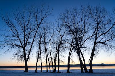 Sunrise, Chatfield State Park