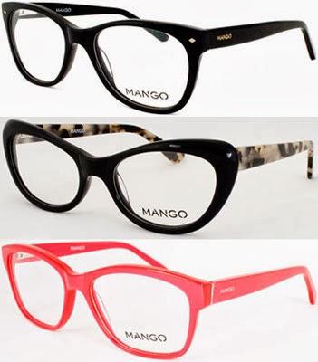 gafas graduadas Mango Opticalia colección 2014