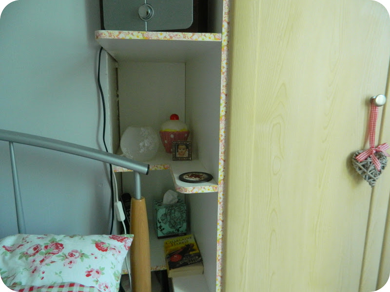 Washi Tape Bedroom Diy A Slice Of My Life Wales
