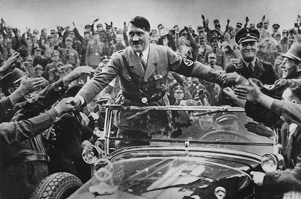 What led to the Rise of Adolf Hitler in the 1920s