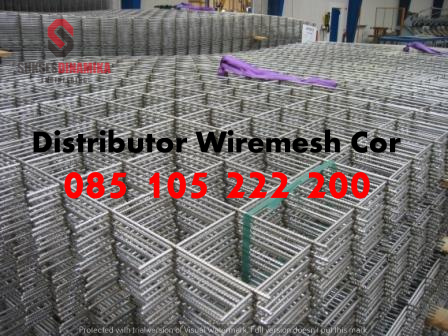 Pabrik Wiremesh Per Rol Kirim ke Pasuruan Jawa Timur
