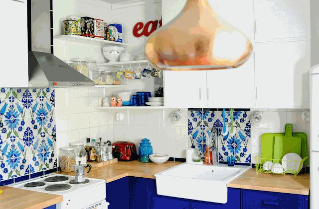 эклектика в кухне