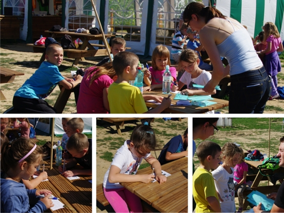 Świat Labiryntów - imprezy dla dzieci