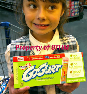 grace and go-gurt 1