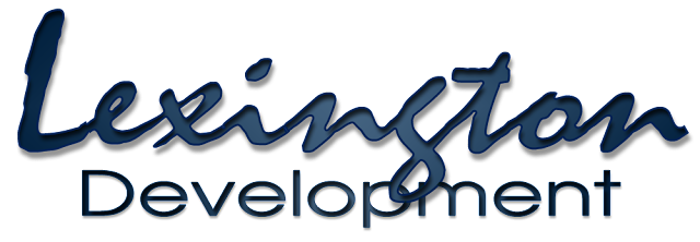 Lexington Development Website Design Logo